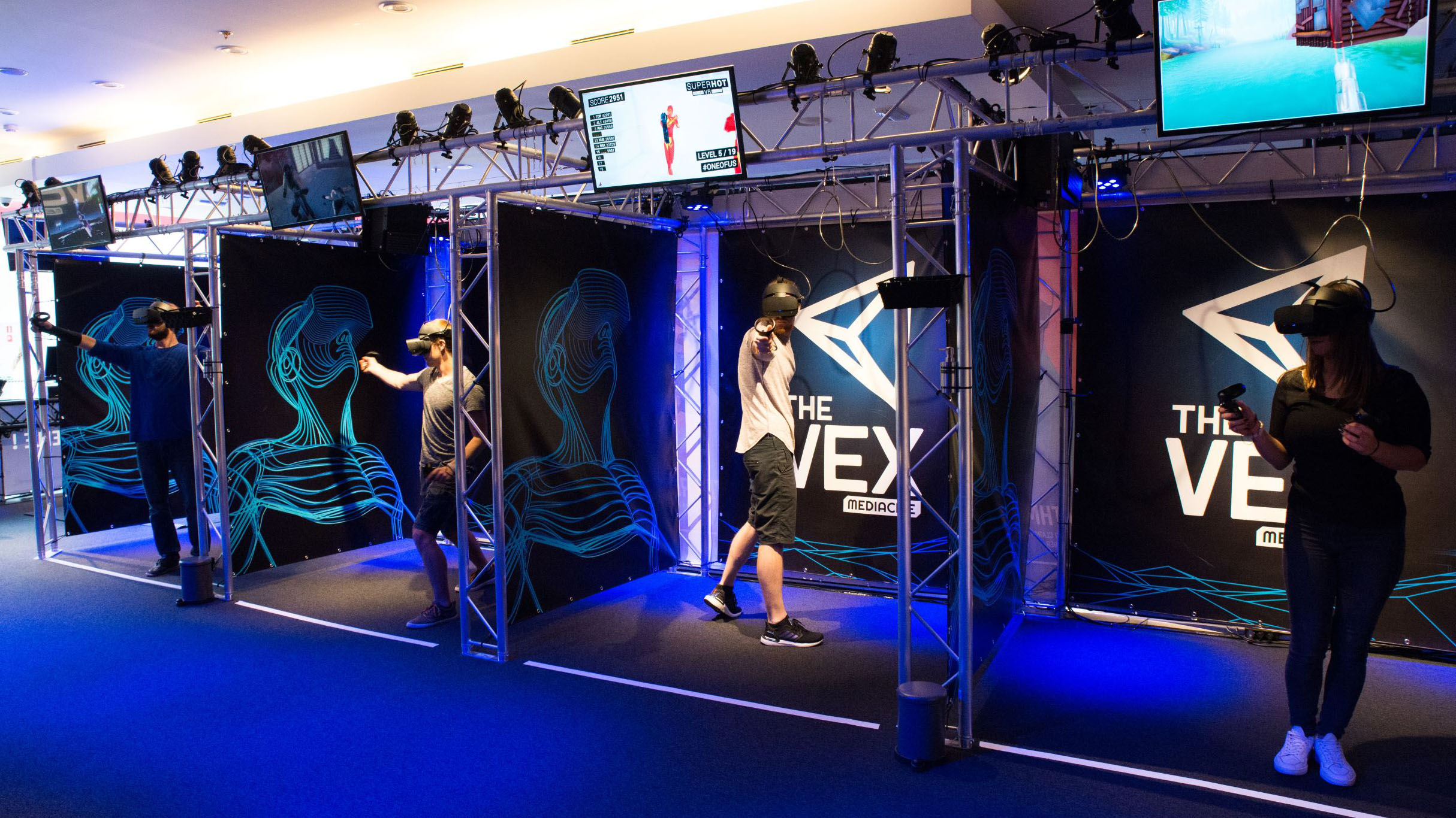 VEX Arcade pour tous, votre passerelle vers la réalité virtuelle