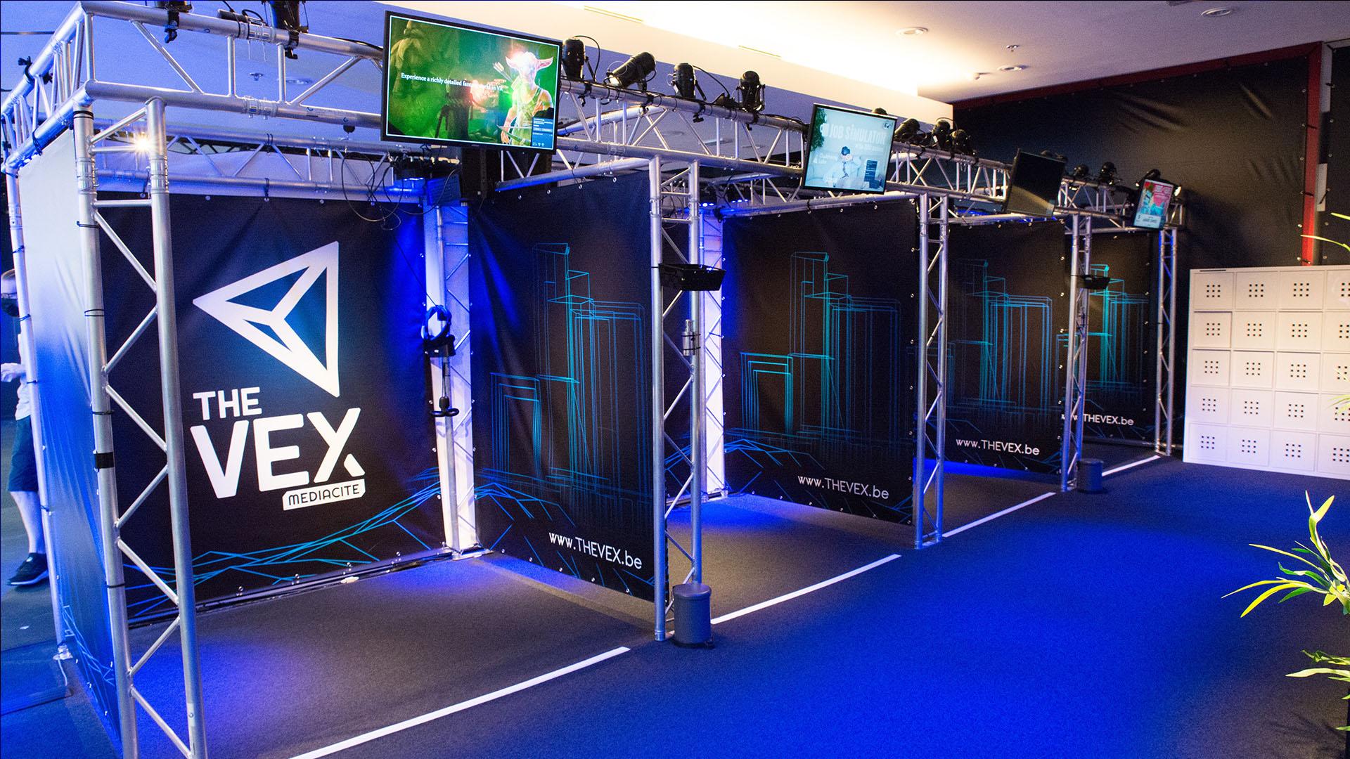 VEX Arcade standalone VR