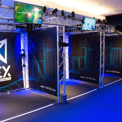 VEX Arcade, the gateway to VR for your entertainment center