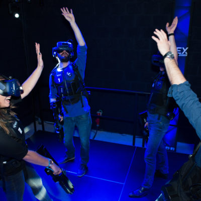 VEX Adventure is the most immersive experience in the LBVR market