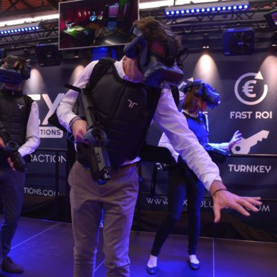 VEX Adventure offers immersive VR experiences for all ages