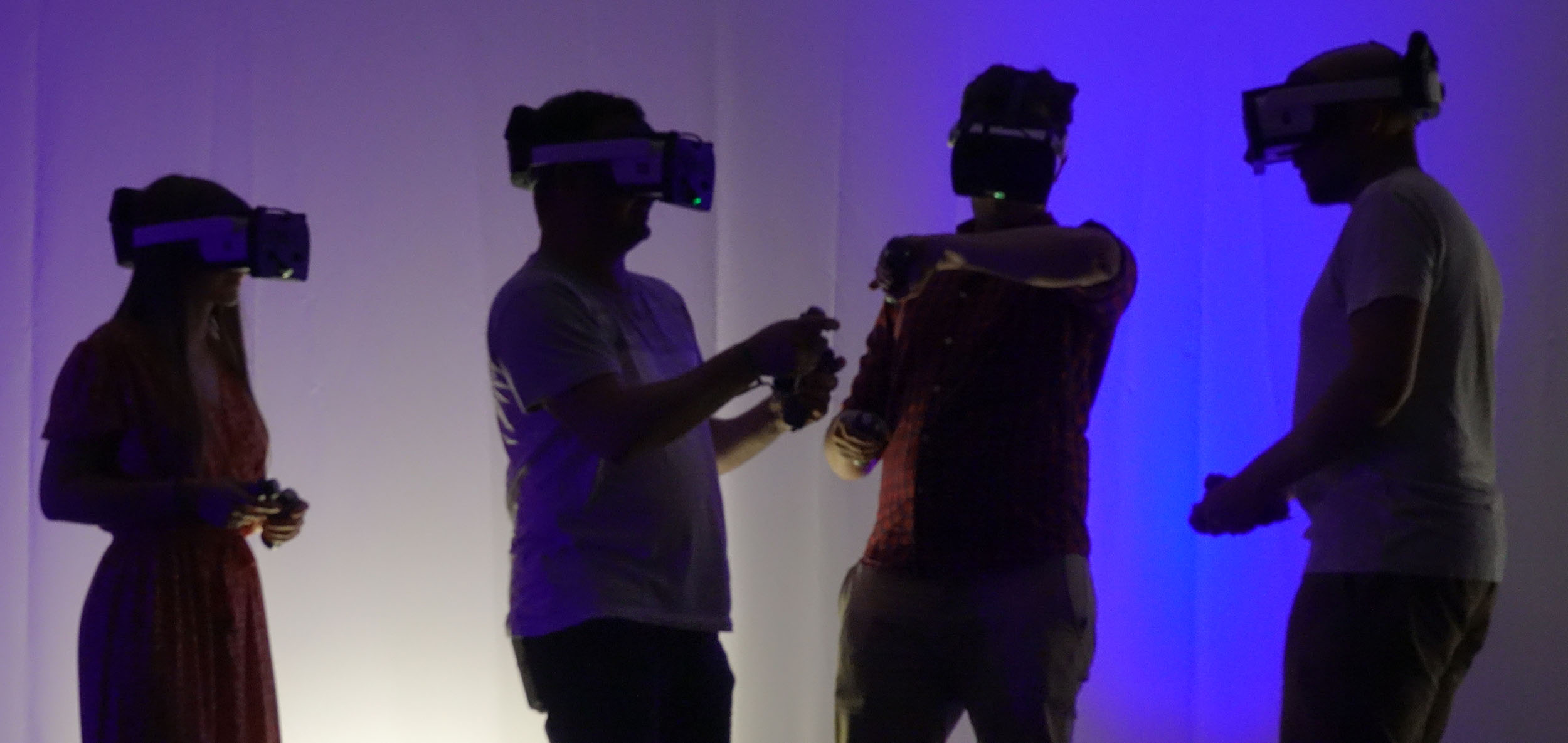 Everyone can have fun in virtual reality with the VEX Arena