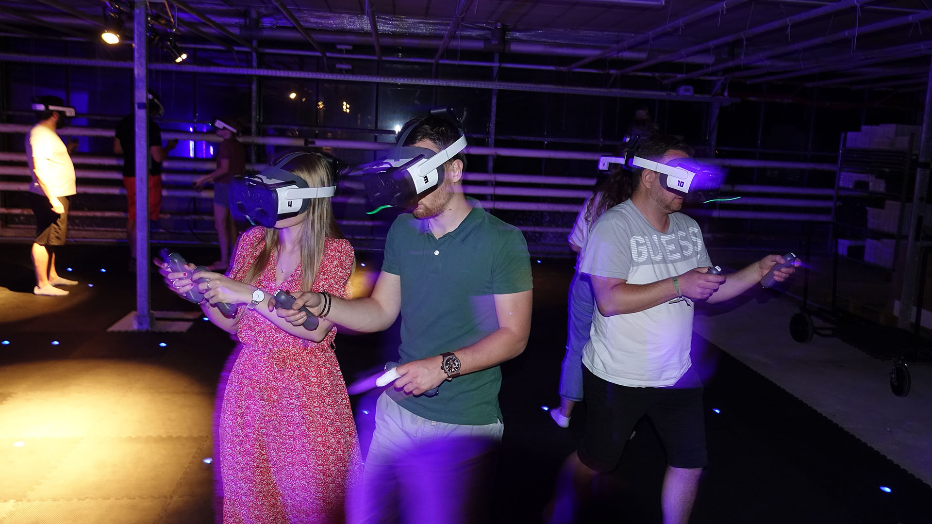 Get the best experience on the move with the VEX Arena Mobile attraction